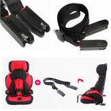 Car Baby Safe Seat Strap Isofix Soft Link Belt Adjustable Anchor Holder