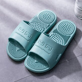 Women Massage Open Toe Home Bathroom Slippers