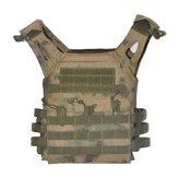 Homens Militar Tático Armor Exército Combat Vest Molle Placa Transportadora JPC Colete