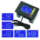 W4209 12 В 24 В постоянного тока 220 В переменного тока цифровой контроллер температуры переключатель управления термостат с нормально открытым