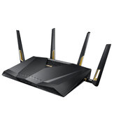 ASUS RT-AX88U WiFi 6 Router AX6000 Dual Band MU-MIMO OFDMA WiFi Router 6000Mbps IPv6 Quad Core