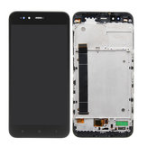 LCD Display + Touch Screen Digitizer Replacement + Telaio con cornice per Xiaomi Mi 5X/Mi A1