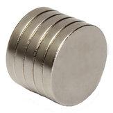 5pcs N52 12x2mm Rare Earth Neodym NdFeB Runde Kühlschrankmagnet Scheibenzylindermagneten