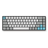 AKKO 3068 - Silent 68 Keys Mechanical Gaming Keyboard bluetooth Wired Dual Mode PBT Keycap Cherry MX Switch Gaming Keyboard