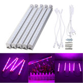 5 STKS 30 CM SMD5730 LED Grow Bar Stijve Strip Licht Hydrocultuur Indoor Veg Bloem Plant Lamp Kit