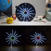 Geekcreit® LED Circular Audio Visualizer Muziek Spectrum Display DIY Kit
