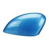 Left Side Mirror Cover Cap Blue For Fiesta MK7 2008-2017