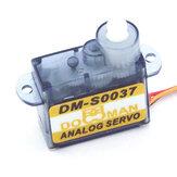 DORCRCMAN DM-S0043 0.8kg Torque 4.8-6V 4.3g Plastic Gear Digital Micro Servo Compatible Futaba JR SANWA Hitec For RC Airplane