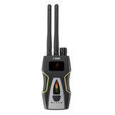 T8000 Pro RF Bug Camera Signal Detector de Freqüência Scanner GPS Rastreador Sem Fio