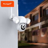 Bakeey 1080P HD 2MP Wireless WiFi IP Camera PTZ Control High Speed Dome Camera Infrared Night Vision Outdoor Waterproof Monitor CCTV