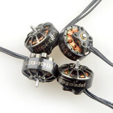 نموذج من Happymodel EX1404 1404 2750KV 3500KV 3-4S / 4800KV 3S 1.5mm Shaft Brushless Motor للطائرة بدون طيار RC FPV