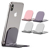 Universal Aluminum Alloy Desktop Foldable Phone Holder Tablet Stand For 4.0-7.9 Inch Smart Phone For iPhone 12