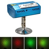 Mini R & G Laser Licht SD USB Projector Disco Stage Xmas Dancing Party DJ Club Pub