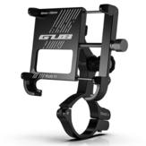 GUB PLUS 11 3,5-6,8 inch smartphone gsm-houder 360 ° rotatie verstelbaar aluminium voor motorfiets