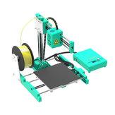 Easythreed® X4 Yükseltilmiş Masaüstü Mini 3D Yazıcı Kit 150 * 150 * 150mm Heatbed ile Baskı Boyutu