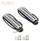 NAOMI Electric Guitar Dual Track Pickup Suitable for Rock and Country Music