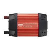 3000W Peak Coche Inversor de corriente DC 12V a AC 220V Convertidor de onda sinusoidal modificada para Coche Home