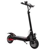 [EU DIRECT] YUME YM-D5 52V 2400W Dual Мотор 23,4Ah Складной электрический скутер 65-70 км / ч Максимальная скорость 80 км Пробег 10 дюймов внедорожные пневматическ