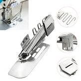 KP-104 Janome Coverpro Doble plegado Encuadernador herramientas Accesorios de la máquina de coser Parte