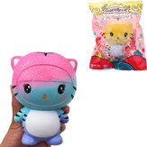GiggleBread Tiger Squishy 12 * 9.5 * 7.5cm Slow Rising With Packaging Collection Soft Speelgoed