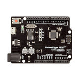 UNO R3 ATmega328P A6 A7 Pin Micro Usb Module RobotDyn for Arduino - products that work with official Arduino boards