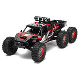 FEIYUE FY06 1:12 2.4GHz 6WD 60KM/H RC Car Off Road Desert Truck - RTR
