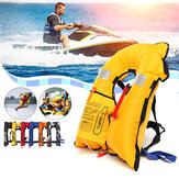 Adult Automatic Inflatable Life Jacket Buoyancy wiming Fishing Life Vest Survival Vest Outdoor Water Sport Surfing