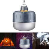 IPReeキャンプライト5WIPX6防水ハンギングテントランプフック付き携帯懐中電灯緊急用ランタン