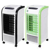 Condicionador de ar portátil 220V 3 engrenagem ventoinha ventoinha umidificador refrigerador sistema de resfriamento para dormitório de home office