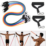 25-150LBS Fitness Pulling Rope Elastic Resistance Band For Home Workout Training Equipment