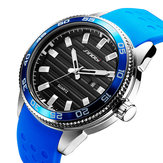 SINOBI 1255 Luminous Waterproof Sport Style Quartz Watch