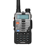 BAOFENG BF-UV5RE 128 Kanal 400-520 MHz / 136-174 MHz Çift Band Iki Yönlü El Radyo Walkie Talkie