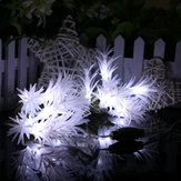 KCASA CSL-6 Tuinieren 10M 38LED String Light Seaweed Shape Holiday Garden Party Trouwdecoratie