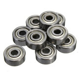 10pcs 623ZZ 3x10x4mm Ball Bearings Shielded Radial Ball Bearing
