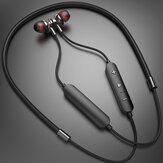Bakeey W200 Auriculares deportivos inalámbricos con banda para el cuello IPX5 Impermeable Auriculares magnéticos con cancelación de ruido con control de volumen de micrófono