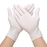 100st Wegwerp Golves Vinyl Onderzoek Werkhandschoenen PVC Latex Vrij Rubber