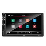 SWM N7 Auto MP5 Multimedia Player Radio LCD Kapazitiver Touchscreen FM AUX USB TF Kartenfernbedienung mit Kamera