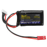Tiger Power 11.1V 550mAh 60C 3S Lipo Battery JST Plug