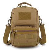 Men Tactical Crossboby Bag Camouflage Water Resistant Outdooors Sholder Bag Handbag