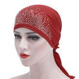 Under Muslim Islamic Wrap Collo Turbante a copertura totale berretto