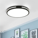 18W/24W/36W 6000K White LED Ceiling Light Non-Dimmable Indoor Living Bedroom Lamp for Home Decor