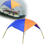 IPRee® Sun Shelter Fishing Tent Inflatable boat Rubber Boat for 2 person Boat Awning