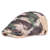Summer Mesh Beret Caps Camouflage Forward Caps