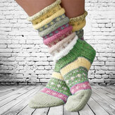 Casual Knit Tube Socken für den Winter