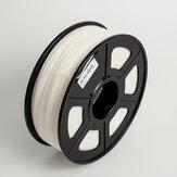 SUNLU 1KG ABS 1.75MM Filament Black/White 100% No Bubble filament for 3D Printer