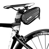 WILD MAN Bicycle Bags Wear-resistant Bike Reflective Saddle Rear Tool Bags MTB Bike Seat Tail Bags