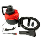 12v bomba portátil húmeda seca de mini alfombra aspiradora barco del coche de inflado de aire