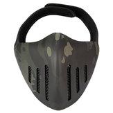 アクションユニオンMK036 TPU戦術マスク屋外狩猟サイクリングスポーツマスク付きヘッドカバー迷彩