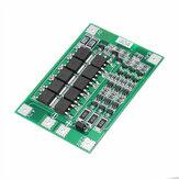 10 قطعة 3S 40A Li-ion ليثيوم البطارية شاحن لوحة حماية PCB BMS لمحرك الحفر 11.1 فولت 12.6 فولت وحدة خلية ليبو مع توازن
