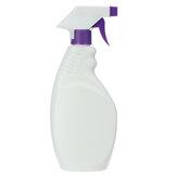 Flacone spray in plastica vuoto da 500 ml per spruzzatore igienizzante per annaffiatoio commerciale per impianti di pulizia